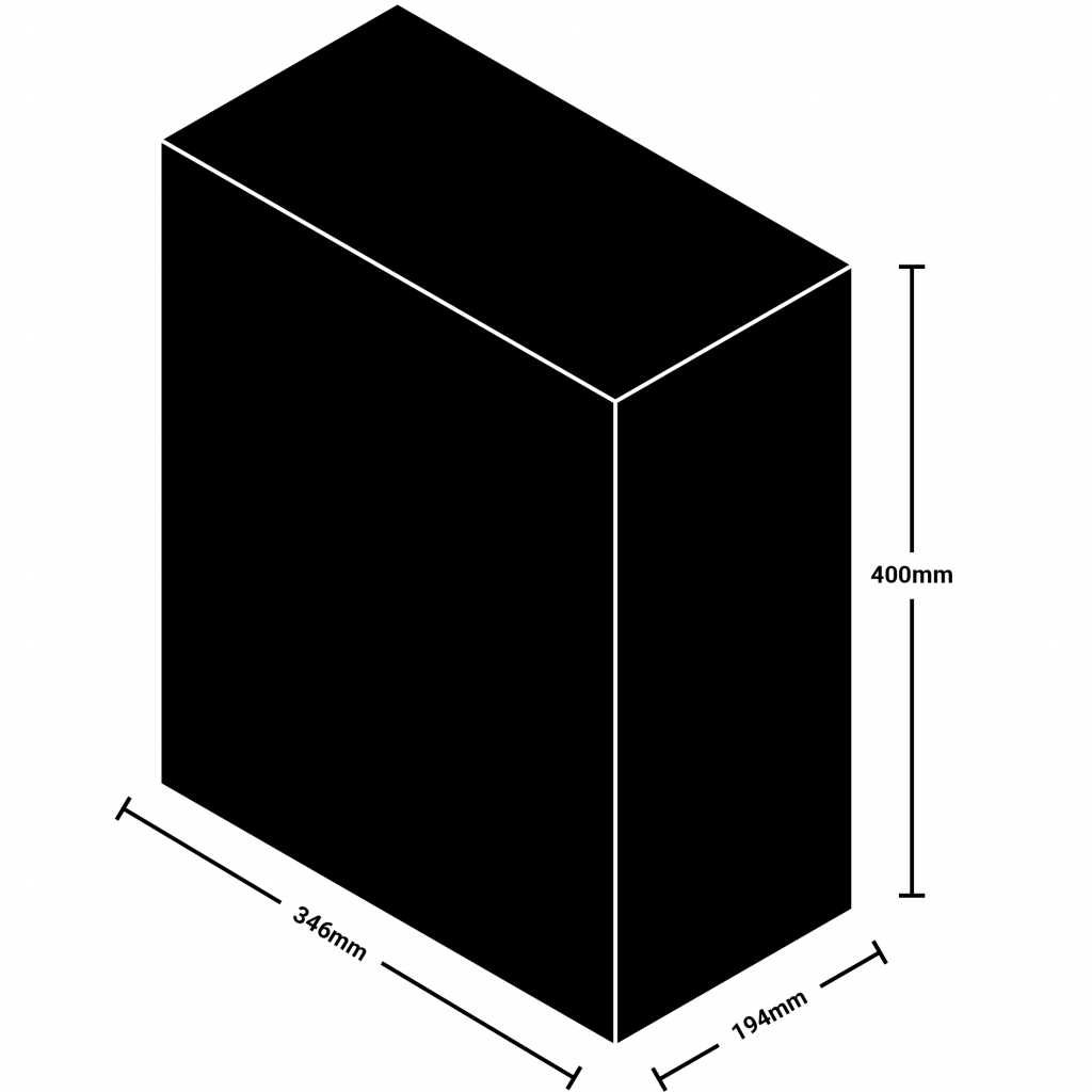 Makelab - 3D Printing Services - SLA XL Build Volume