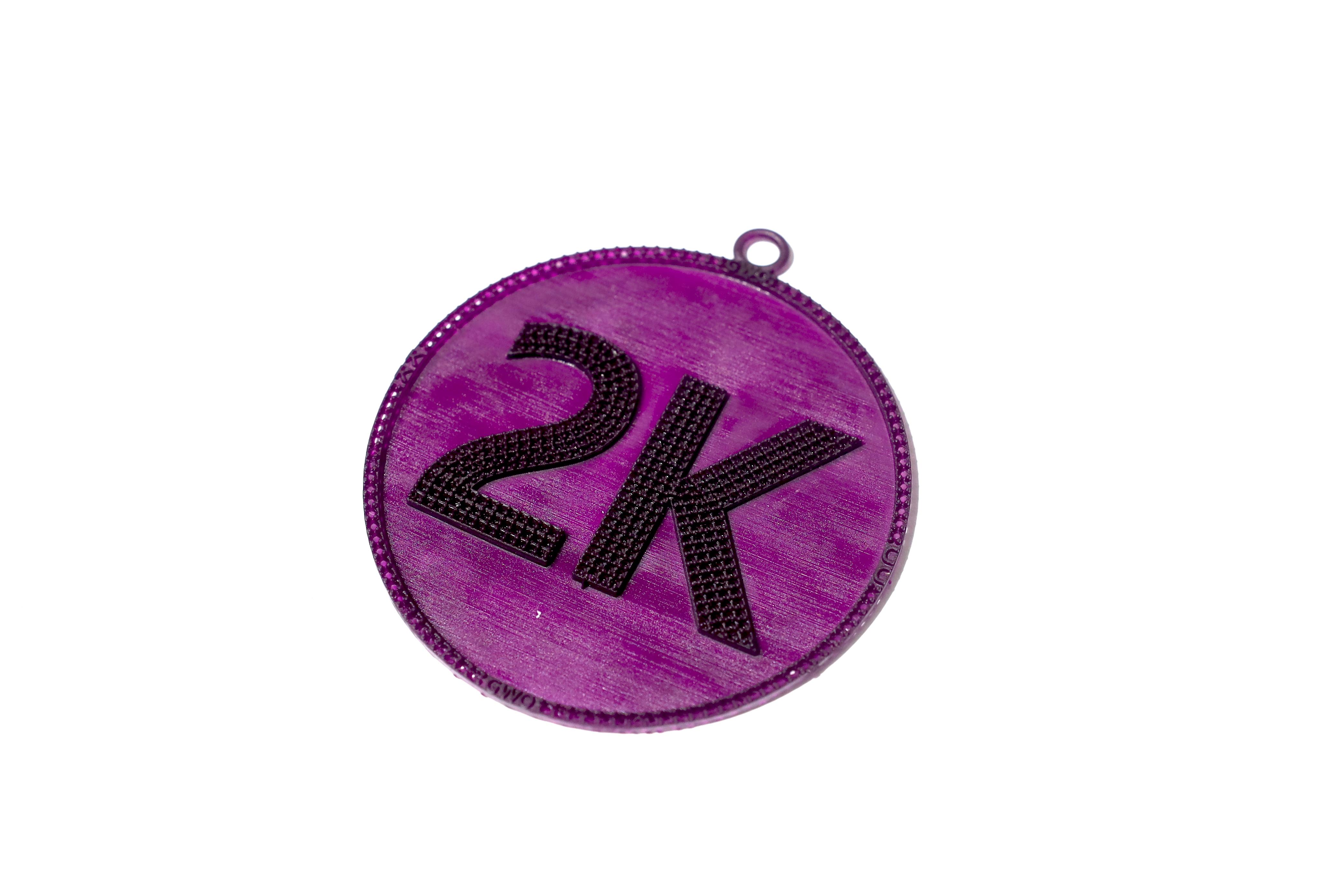 3D Printing Materials - Castable Wax Resin - Makelab - 2K Model
