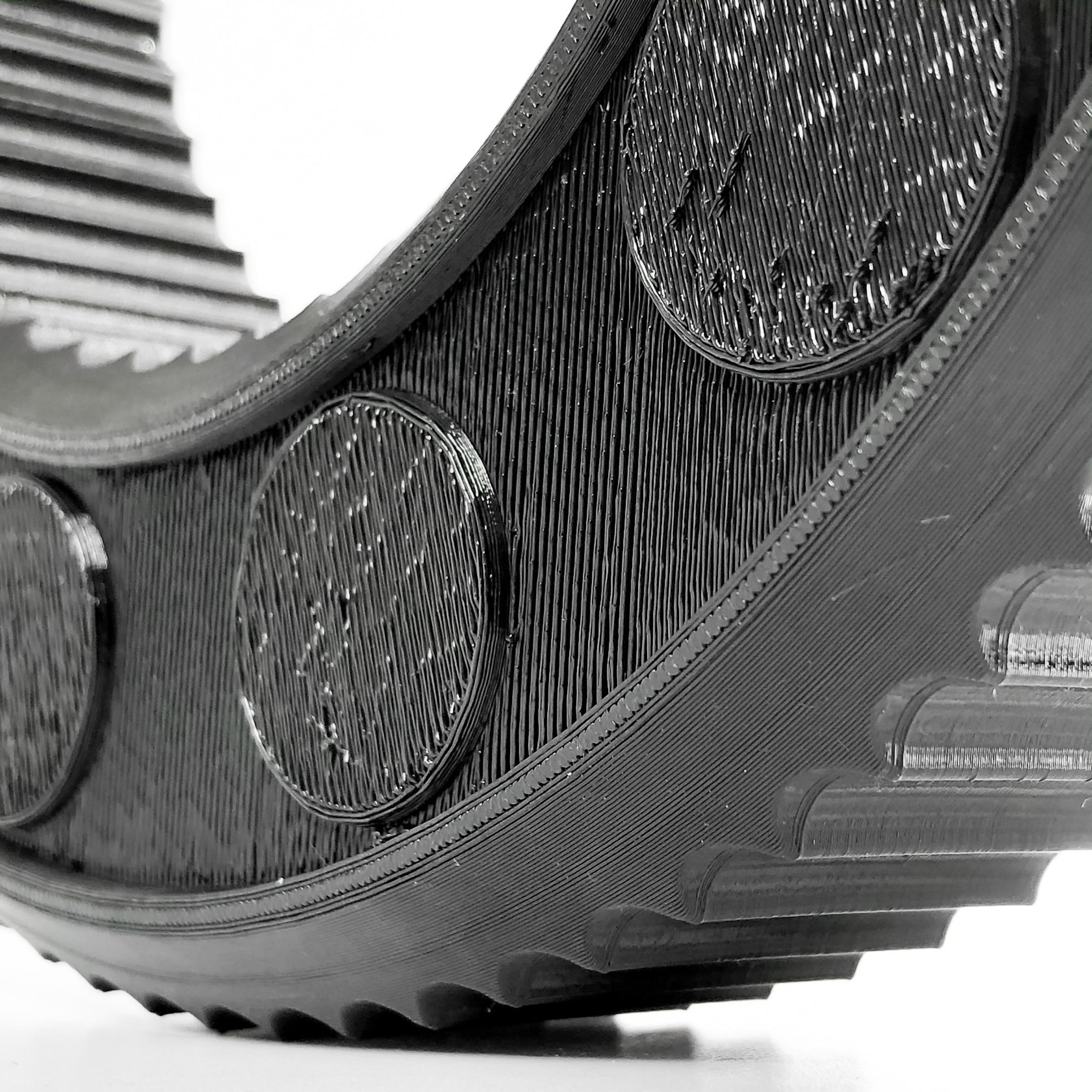 Makelab - 3D Printing Services -  Materials - Plastics