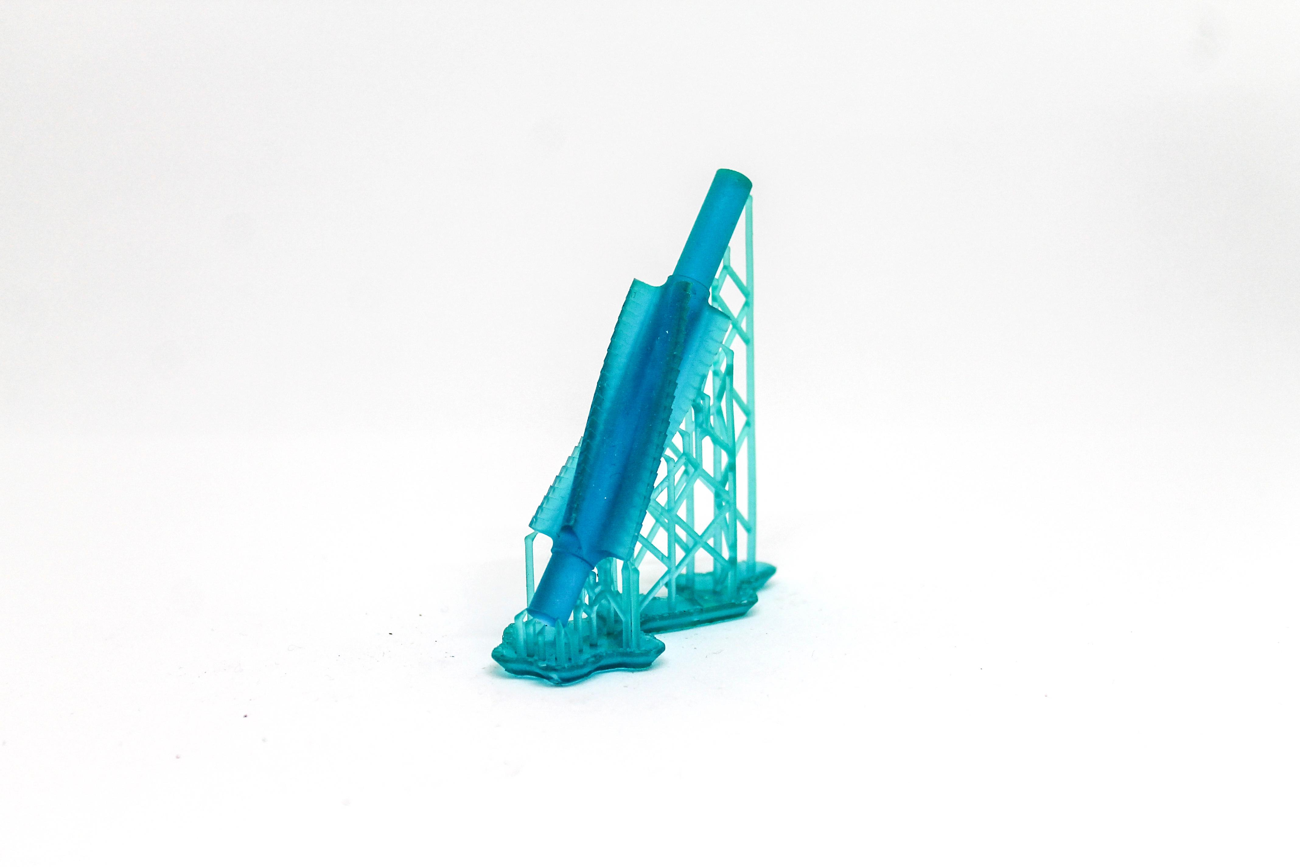 3D Printing Materials - Tough Resin - Makelab - Engineering Part